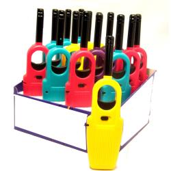 Tändare 16-pack multifärg