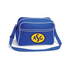 ASG retroväska, 4 färger Blå