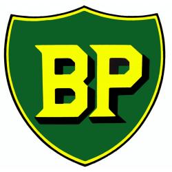 BP dekal, 33 cm