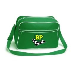 BP retroväska, 3 färger Grön