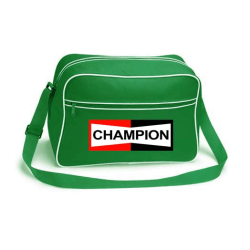 Champion retroväska, 3 färger Svart
