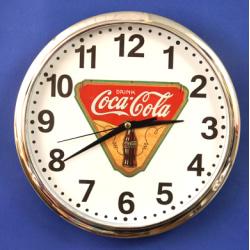 CocaCola Väggklocka