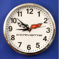 Corvette Väggklocka