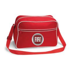Fiat retroväska, 3 färger Röd