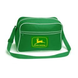 John Deere retroväska, 3 färger Grön