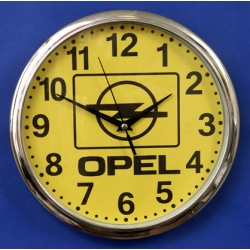Opel Väggklocka