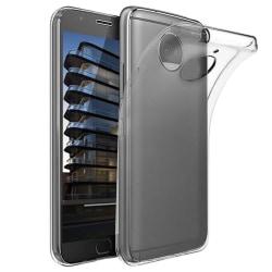 Enfärgat Transparent Mjukt Skal för Motorola Moto G5S Klart Transparent