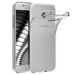 Enfärgat Transparent Mjukt Skal för Samsung Galaxy A5 (2017) Kla Transparent