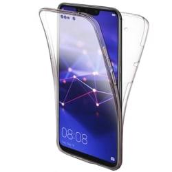 Helskydd Mobil för Huawei Mate 20 lite Genomskinligt Stötsäker G Transparent