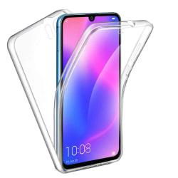 Helskydd Mobil för Huawei P30 Pro Telefon Klart Mobilskydd Silik Transparent
