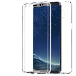 Helskydd Mobil för Samsung Galaxy S3 Stötsäker Klart Skal Siliko Transparent