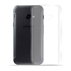 Matt Mjukt Skal för Samsung Galaxy Xcover 4 Lätt Mobilskydd TPU  Vit