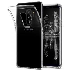 Mjukt Genomskinligt Mobil-Skydd för Samsung Galaxy S9+ / S9 Plus Transparent