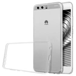 Mjukt Klart Tunnt Mobilskal för Huawei P10 Plus Skydd Klart Transparent