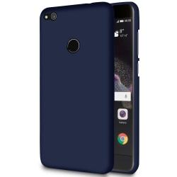 Mjukt Mobil-Skydd för Huawei P8 lite (2017) Enfärgat Mobilskal G Mörkblå