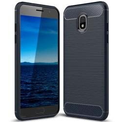 Mjukt Stöttåligt Skal till Samsung Galaxy J7 (2018) | Blå Blå