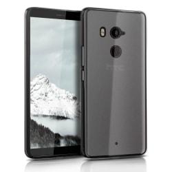 Mjukt Tunnt Mobil-Skydd för HTC U11+ Plus Mobilskal Silikon Lätt Vit