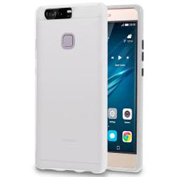 Mjukt Tunnt Mobil-Skydd för Huawei P9 Plus Telefon Mobilskal Ult Vit