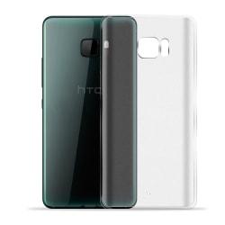Mjukt Tunnt Mobilskal för HTC U Ultra Telefon Enfärgat Mobilskyd Vit