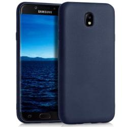 Mjukt Tunnt Mobilskal för Samsung Galaxy J3 (2017) J330 Blå Blå