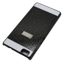 Mobil Skal för Huawei P8 Lite Skydd Hård-Plast Plast Mobilskal S Svart