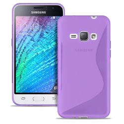 MobiltelefonSkal i för Samsung Galaxy J1 (2016) Vanliga färger M Lila