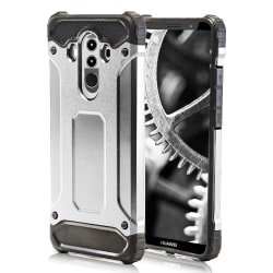 Skal till Huawei Mate 10 Pro - Silver Armor Hårt Skydd Fodral Silver