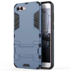 Skal till Huawei Nova 2s Space Armor Blå Marin Hård Plast Skydd