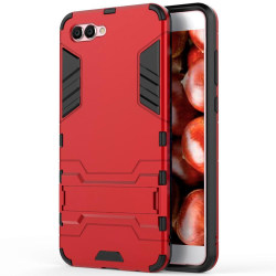 Skal till Huawei Nova 2s Space Armor Röd Hård Plast Skydd Fodral