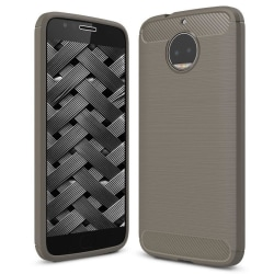 Skal till Motorola Moto X Plus 2017 Lenovo Fodral Skydd TPU Armo Grey