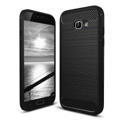 Skal till Samsung Galaxy A3 (2017) / A320 Fodral Skydd Slim Armo Svart