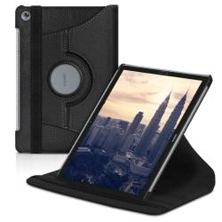 Skalplatta för Huawei MediaPad M5 10 Etui Universal Tablet Case  Svart