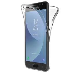 Stötsäkert Skal för Samsung Galaxy J7 (2017) J730 Genomskinligt  Transparent