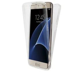 TPU Mobil-Skal för Samsung Galaxy S4 Skydd Silikon Klart Mobilsk Transparent