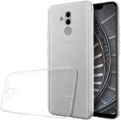 Tunnt Mjukt Skal för Huawei Mate 20 lite Ultra-Slim Klart Transparent