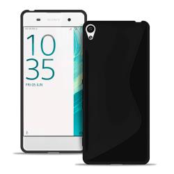 Ultra Slim Fodral för Sony Xperia XA2 Vanliga färger Ultratunna  Svart
