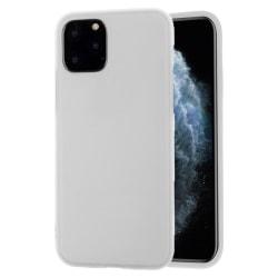 Ultra tunnt skal till för iPhone 11 Pro Max Ultra-Slim Telefon S Vit