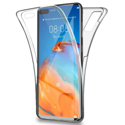 360° heltäckande silikon skal Huawei P40 (ANA-AN00)