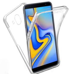 360° heltäckande silikon skal Samsung Galaxy J6 Plus (SM-J610F