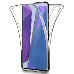 360° heltäckande silikon skal Samsung Galaxy Note 20