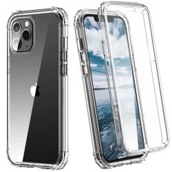 "360° Shockproof 2i1 skal Apple iPhone 12 Pro Max (6.7"")"