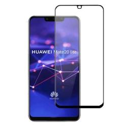 5D Curved glas skärmskydd Huawei Mate 20 Lite (SNE-LX1)