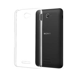 Clear Hard Case Sony Xperia E4 (E2105)