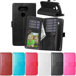 Dubbelflip Flexi 9-kort LG G5 (H850) Svart