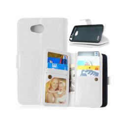 Dubbelflip Flexi 9-kort LG L70 / L65 (D280) Vit