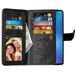 """Dubbelflip Flexi 9-kort Xiaomi Mi 9 (6.39"""") Svart"""