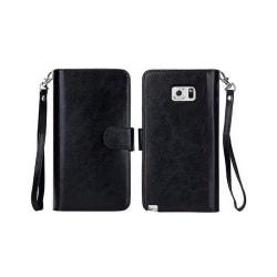 Dubbelflip Magnet 2i1 Samsung Galaxy Note 5 (SM-920C) Svart