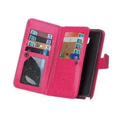 Dubbelflip Magnet 2i1 Samsung Galaxy Note 5 (SM-920C) Rosa