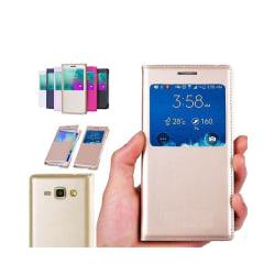 FlipCover Samsung Galaxy J5 2015 (SM-J500F) Vit