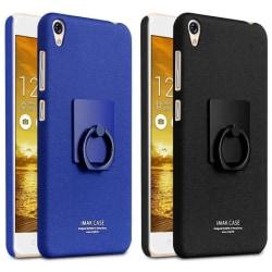 IMAK Ring Case Asus Zenfone Live (ZB501KL) Blå
